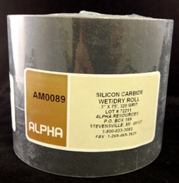 Alpha Resources Africa Product AM0089 in Grinding under Metallographic Supplies.
