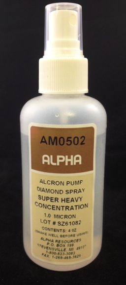Alpha Resources Africa Product AM0502 in Diamond Polishing under Metallographic Supplies.