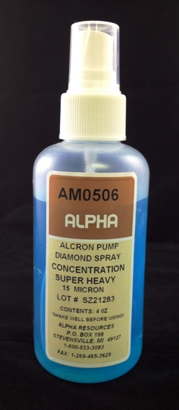 Alpha Resources Africa Product AM0506 in Diamond Polishing under Metallographic Supplies.