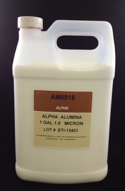 Alpha Resources Africa Product AM0818 in Polishing under Metallographic Supplies.