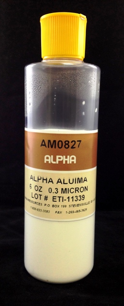 Alpha Resources Africa Product AM0827 in Polishing under Metallographic Supplies.