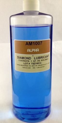 Alpha Resources Africa Product AM1007 in Polishing under Metallographic Supplies.