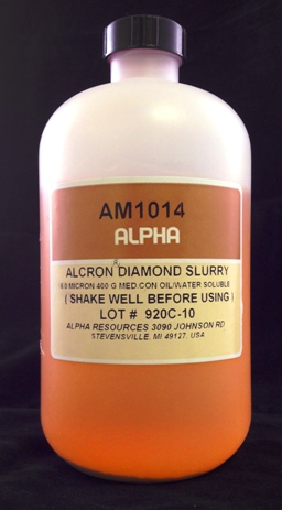 Alpha Resources Africa Product AM1014 in Diamond Polishing under Metallographic Supplies.