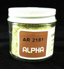 Alpha Resources Africa Product AR2181 in Accelerators under Reagents & Accelerators.
