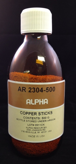 Alpha Resources Africa Product AR2304-500 in Reagents under Reagents & Accelerators.