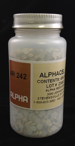 Alpha Resources Africa Product AR242 in Accelerators under Reagents & Accelerators.
