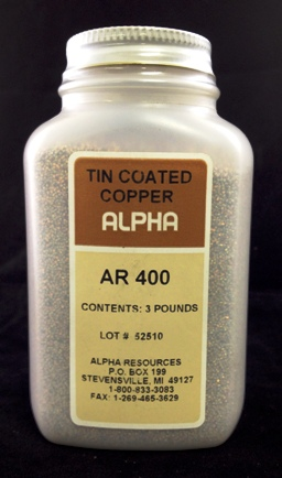 Alpha Resources Africa Product AR400 in Accelerators under Reagents & Accelerators.