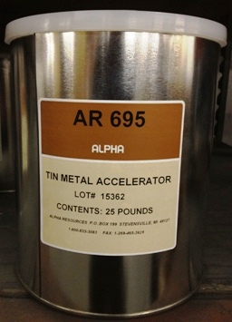 Alpha Resources Africa Product AR695 in Accelerators under Reagents & Accelerators.