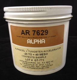 Alpha Resources Africa Product AR7629 in Accelerators under Reagents & Accelerators.