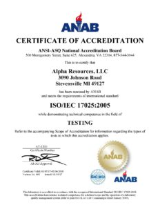 Alpha-Certificate-Accreditation