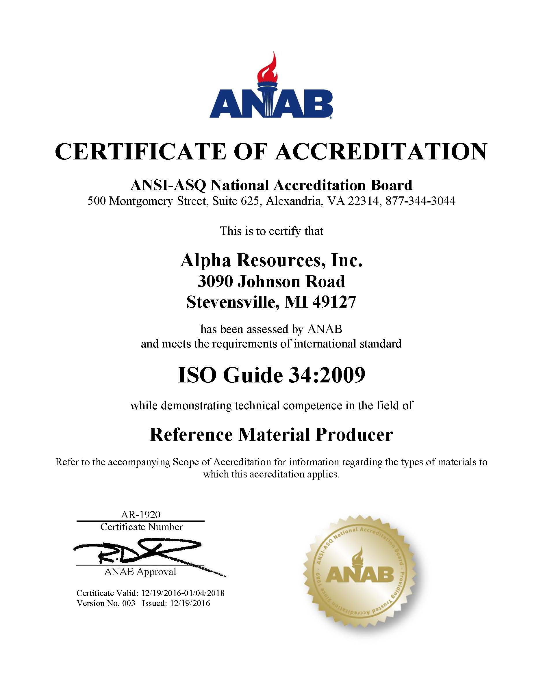 Alpha-Certificate-Accreditation-ISO
